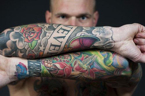 10 tatuajes de fanáticos que resultaron ser demasiado