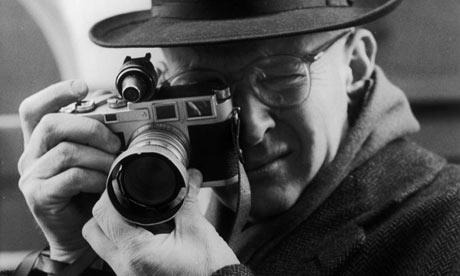 Galería: los mejores retratos del gran fotógrafo Henri Cartier-Bresson