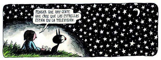 Diez historietas de Liniers ideales para reflexionar sobre la sociedad contemporánea