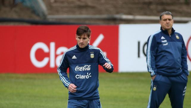 Messi no estará en Río 2016