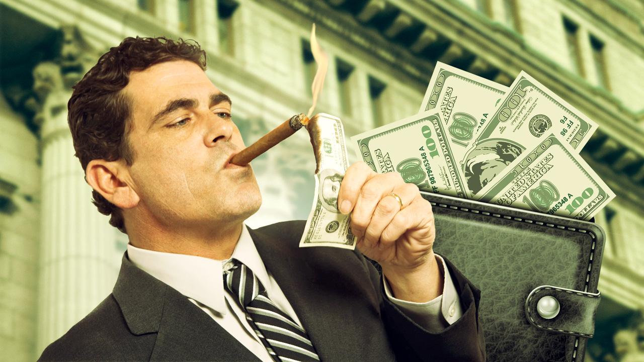 Los verdaderos beneficios de ser rico: trascender la moral