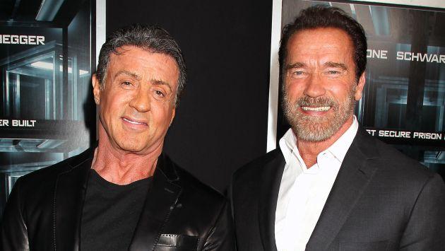 Este fue el mensaje de Arnold Schwarzenegger a Sylvester Stallone para darle ánimo luego de su derrota en los Oscar