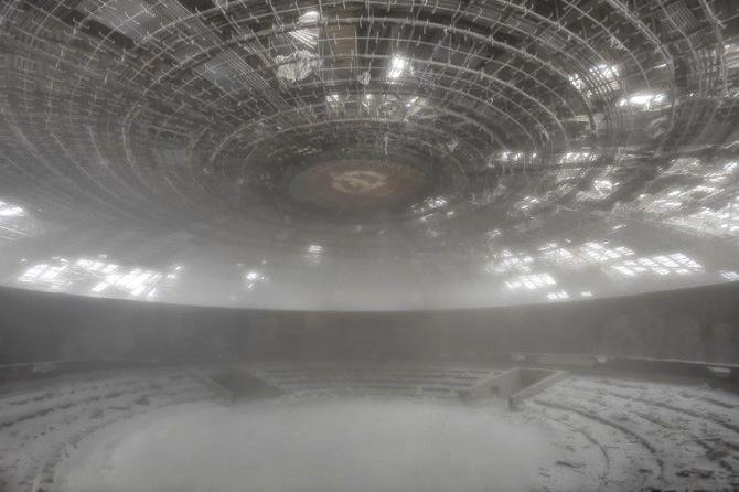 Fantasmas soviéticos: el trabajo fotográfico que retrató las ruinas abandonadas de la URSS