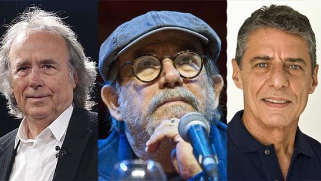 Joan Manuel Serrat, Silvio Rodríguez y Chico Buarque se suman a la lista de artistas que piden la renuncia de un funcionario macrista