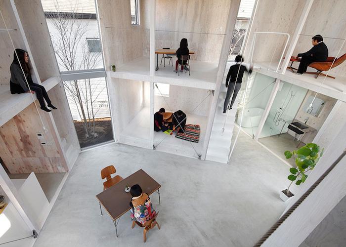 La nueva tendencia arquitectónica: casas que se adaptan a los cambios de las familias que las habitan según pasa el tiempo