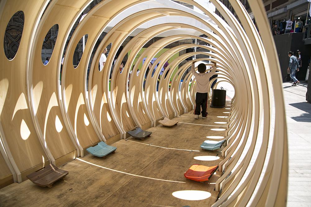 Realizarán el Festival Internacional de Arquitectura y Ciudad,  MEXTRÓPOLI
