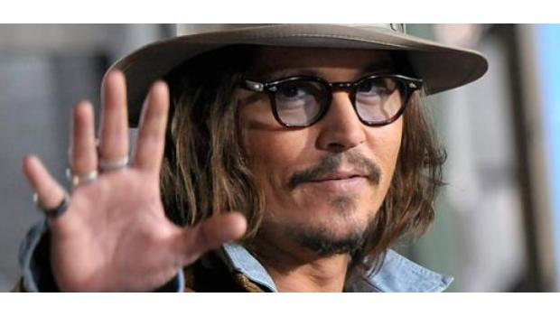 Series: Cabeza de Johnny Depp se coló a The Walking Dead