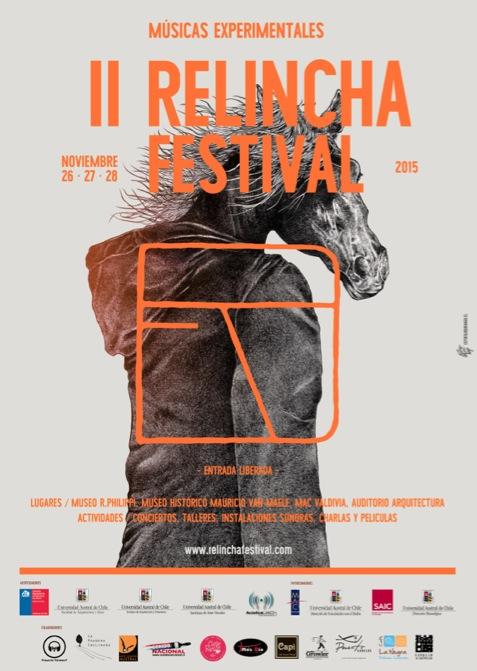 VALDIVIA: Festival RELINCHA II + Benjamín Vergara
