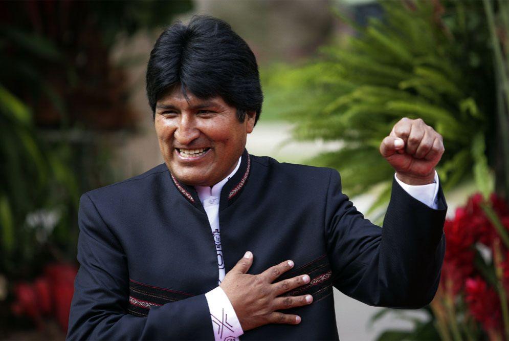 """Evo Morales: Estados Unidos libra una """"lucha geopolítica"""" contra China y Rusia en Bolivia"""