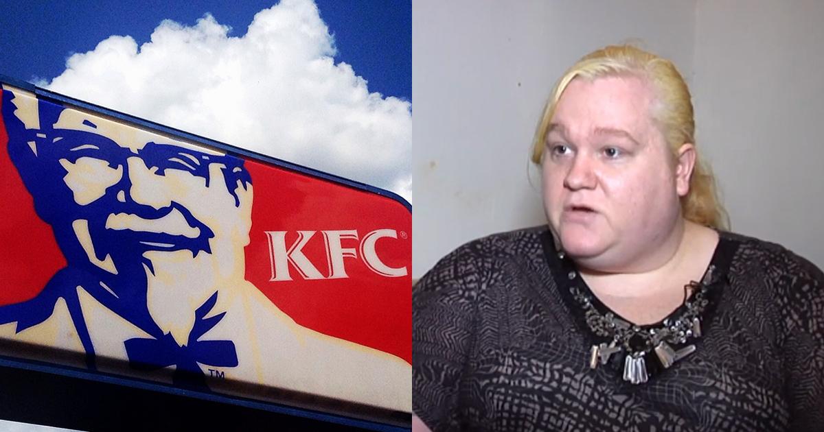 """En cuestión de minutos, un restaurante KFC contrata y despide a una mujer trans alegando no saber """"qué baño puede utilizar"""""""