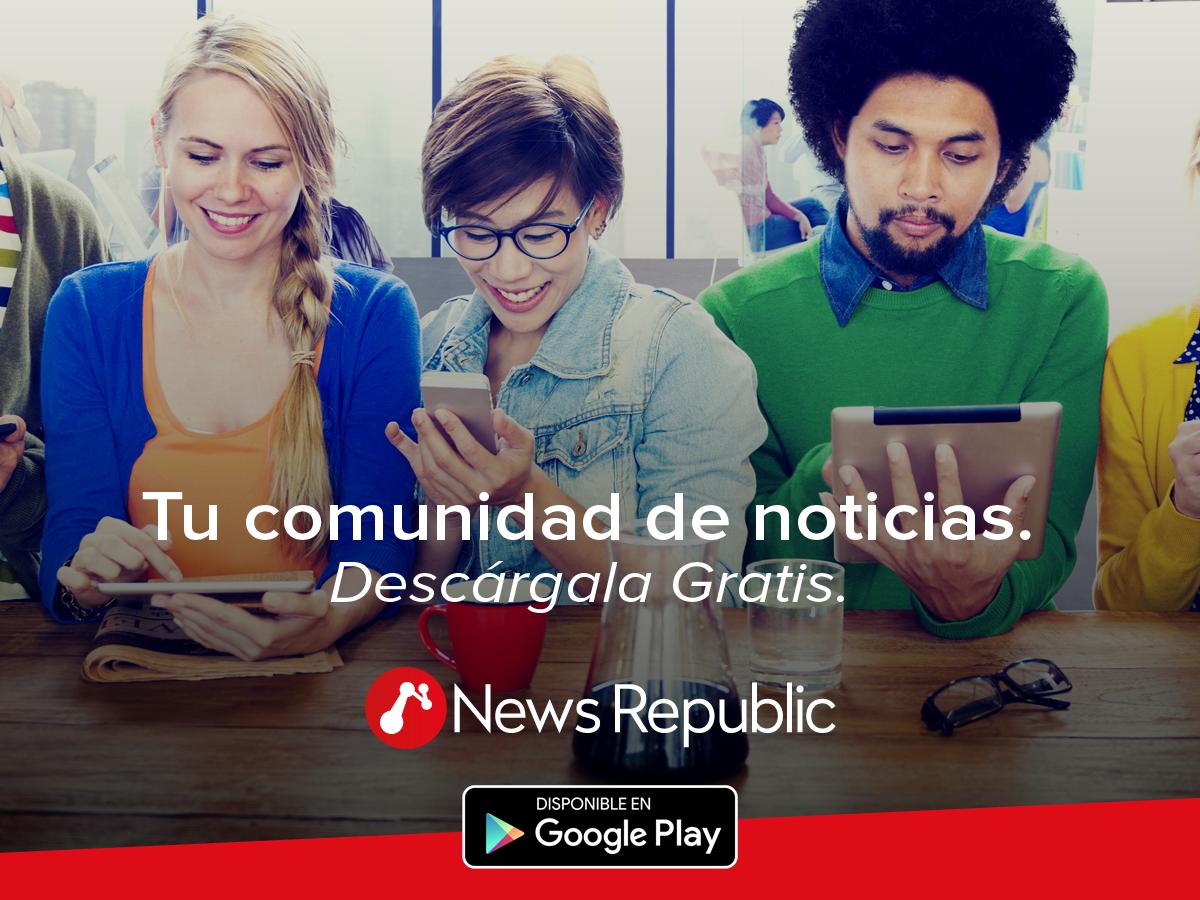 NewsRepublic: la app de noticias que DEBES tener para estar siempre actualizado