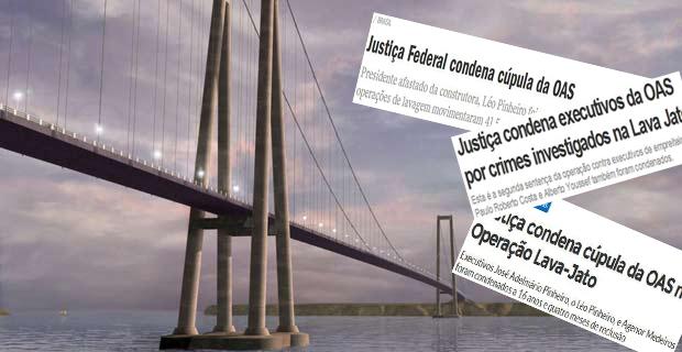 Comisión continúa indagando eventuales ilícitos entre OAS, el Puente Chacao y el gobierno de Bachelet