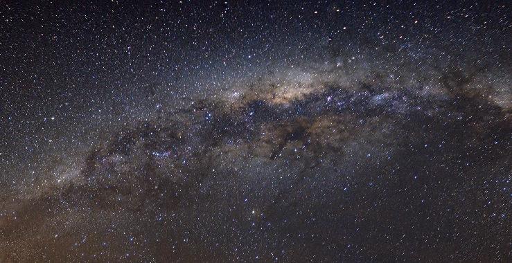 Astrónomos lanzan un nuevo y detallado mapa de la Vía Láctea