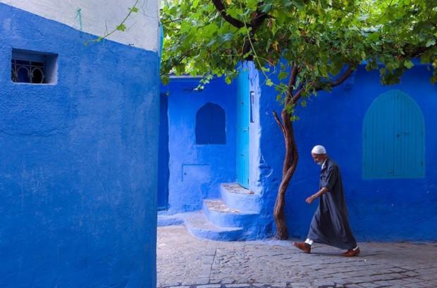 ¿Desde cuándo los humanos somos capaces de ver el color azul?