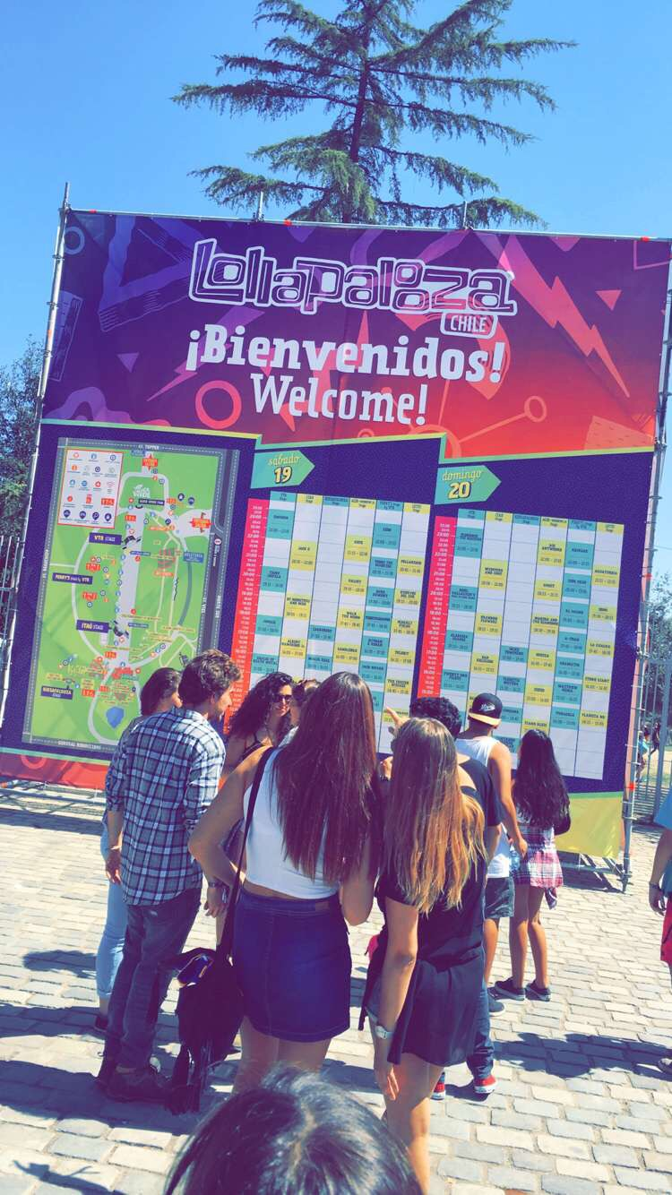 [Resumen] Lollapalooza Chile 2016 #LollaCL