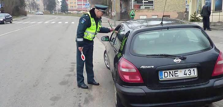 Esto es lo que hace la policía de Lituania en el Día Internacional de la Mujer