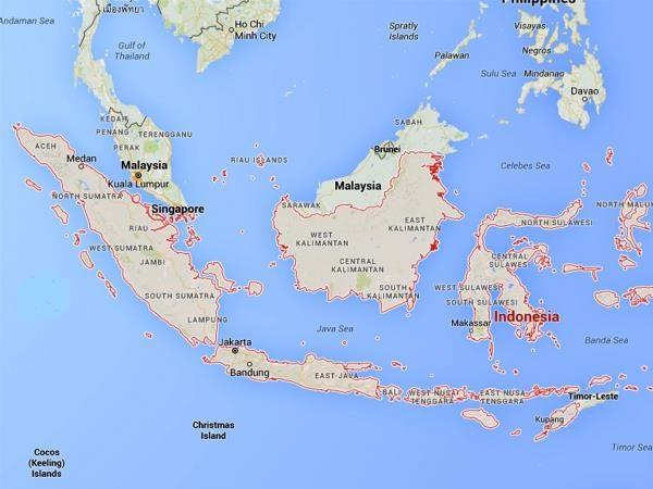Terremoto de 7,9 azota Indonesia: Se han emitido alertas de tsunami para el sudeste asiático y Oceanía