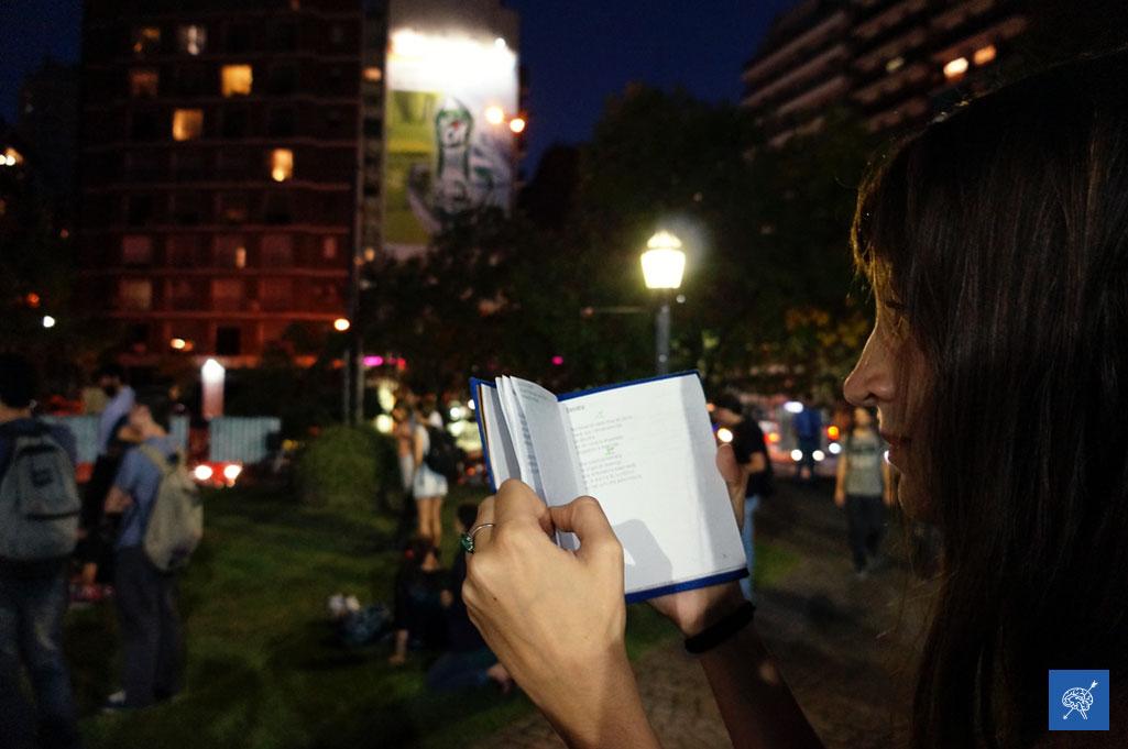 Argentina: la poesía no se despide
