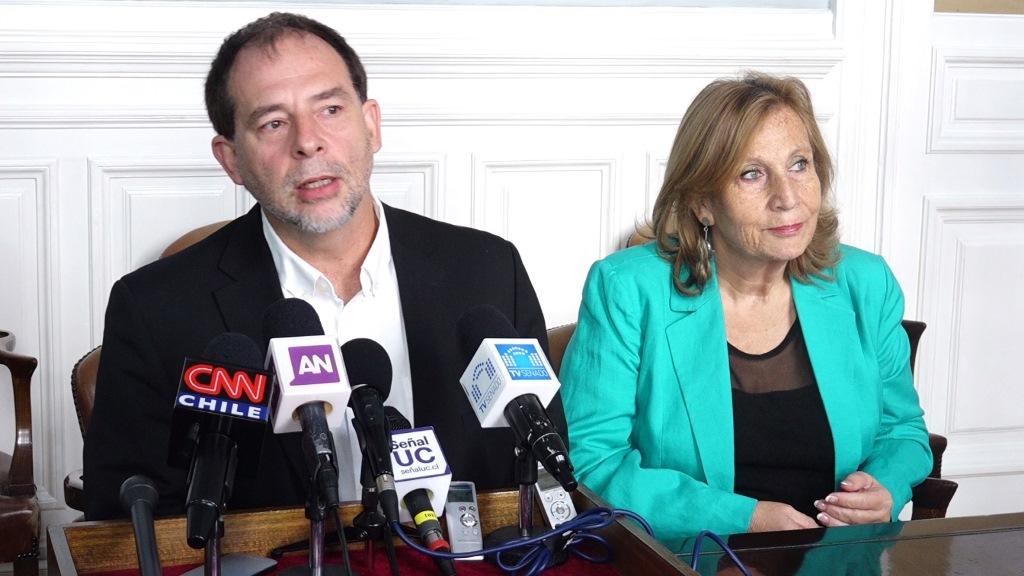 """Girardi y Helia Molina por ley de Aborto: """"El fondo de la discusión es si vamos a seguir tratando a las mujeres como un sujeto incapaz de tomar decisiones"""""""