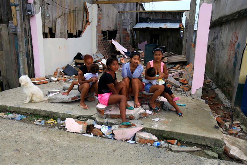 Ecuador: La OPS advierte sobre las enfermedades que se producirán post terremoto
