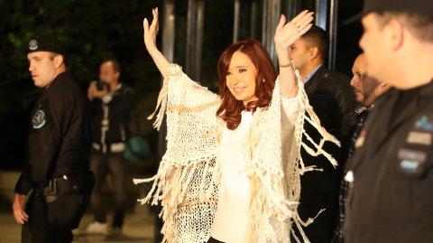 Cristina Kirchner se reunió con Raúl Zaffaroni