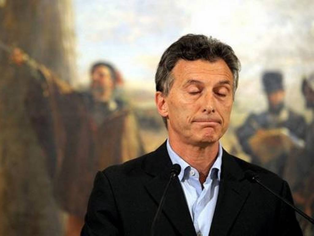 Argentina: Mauricio Macri se enfrentará al primer paro general en su contra el 6 de abril