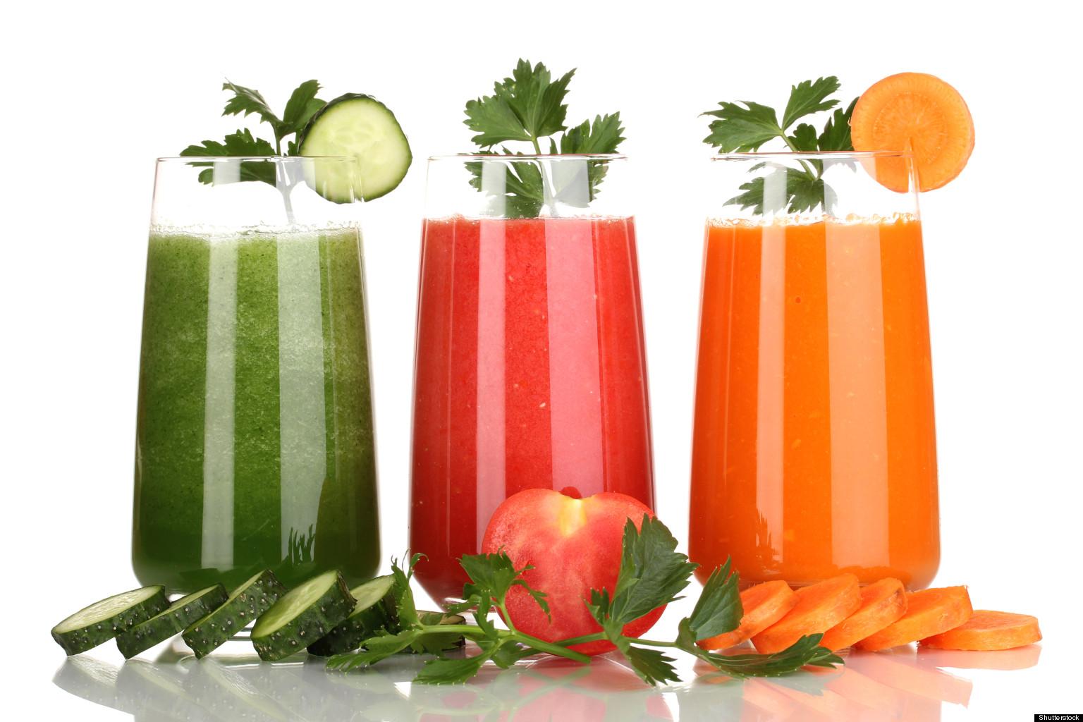 Haz una desintoxicación completa del cuerpo en 3 días, pierde peso y mejora tu salud
