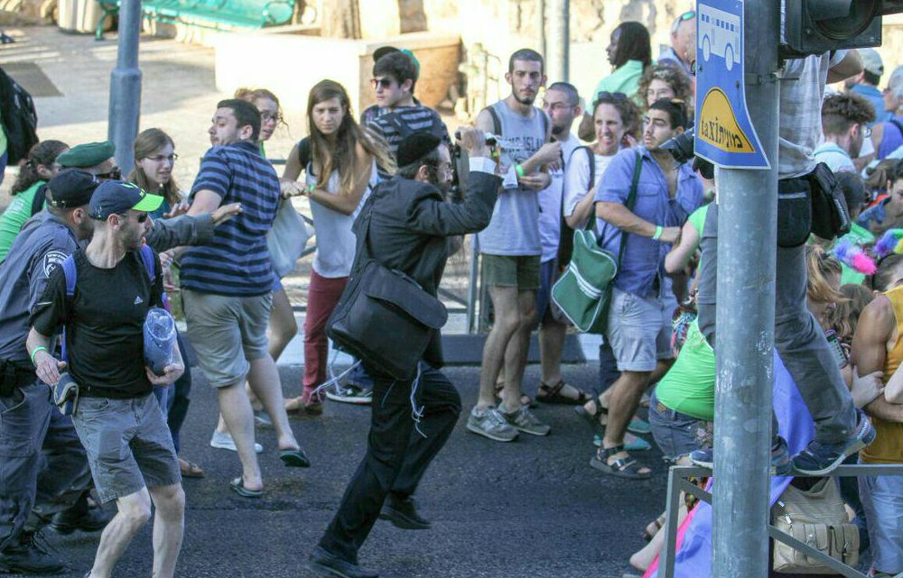 Atacante de la Gay Pride Parade en Jerusalén es condenado por asesinato