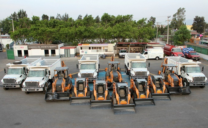Central de Abastos estrena equipo para recolección de residuos