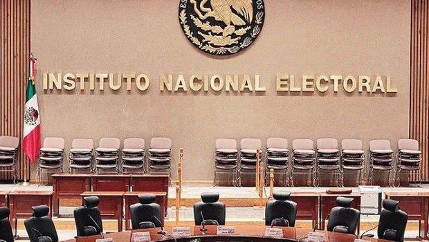 INE recibe listas de candidatos a la Asamblea Constituyente