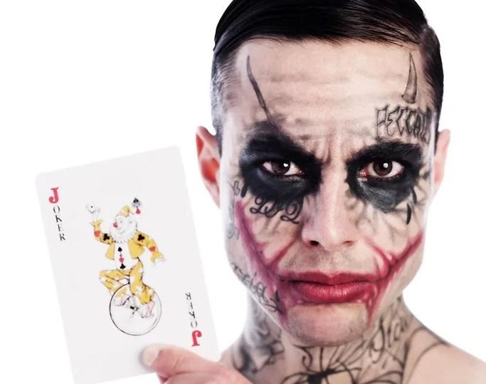 (Video y galería de fotos) Conoce a Joker Boy: el Huasón de carne y hueso