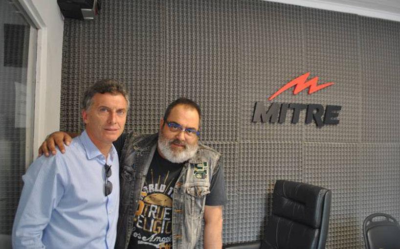 Denuncian vínculos entre el periodista Jorge Lanata y Paul Singer