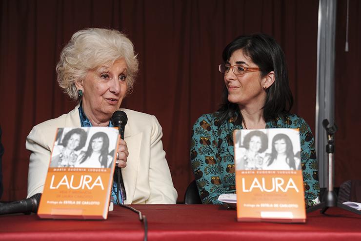 """Entrevista a María Eugenia Ludueña: """"La historia de Laura tiene sentido dentro de la trama de las historias, no separada"""""""