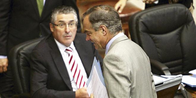 Ignacio Walker ante la renuncia de Pizarro: Yo creo que el partido salió fortalecido con su renuncia