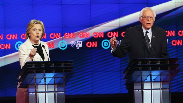5 razones por las que Bernie Sanders ganó el debate de Nueva York