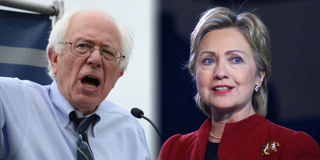 EEUU: «Hijos de la gran recesión», así califica Hillary Clinton a los seguidores de Sanders