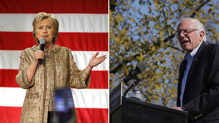 EEUU: Clinton y Trump ganan las primarias de Nueva York
