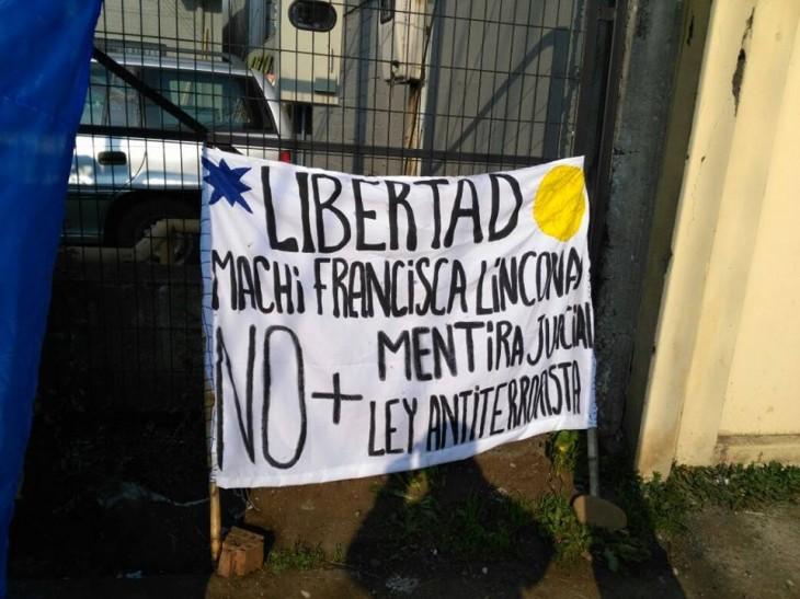 Comunidades mapuche llaman a movilización por estado de salud de la Machi Francisca Linconao