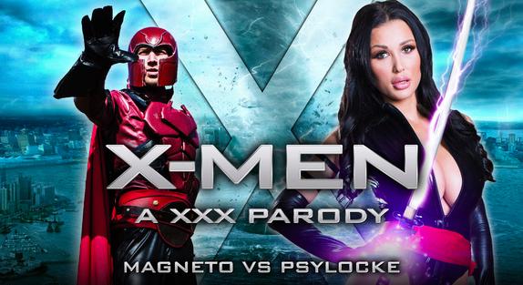 Los X-Men se desnudan para salvar el mundo del apocalipsis