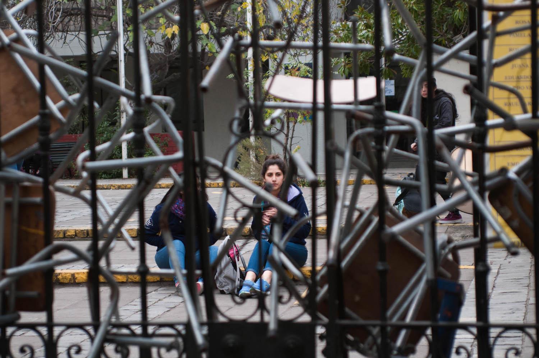 Comenzó la ofensiva: Al menos siete colegios en toma en Santiago