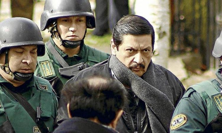 Ordenan a Gendarmería informar sanciones contra el ex jefe de la CNI Álvaro Corbalán