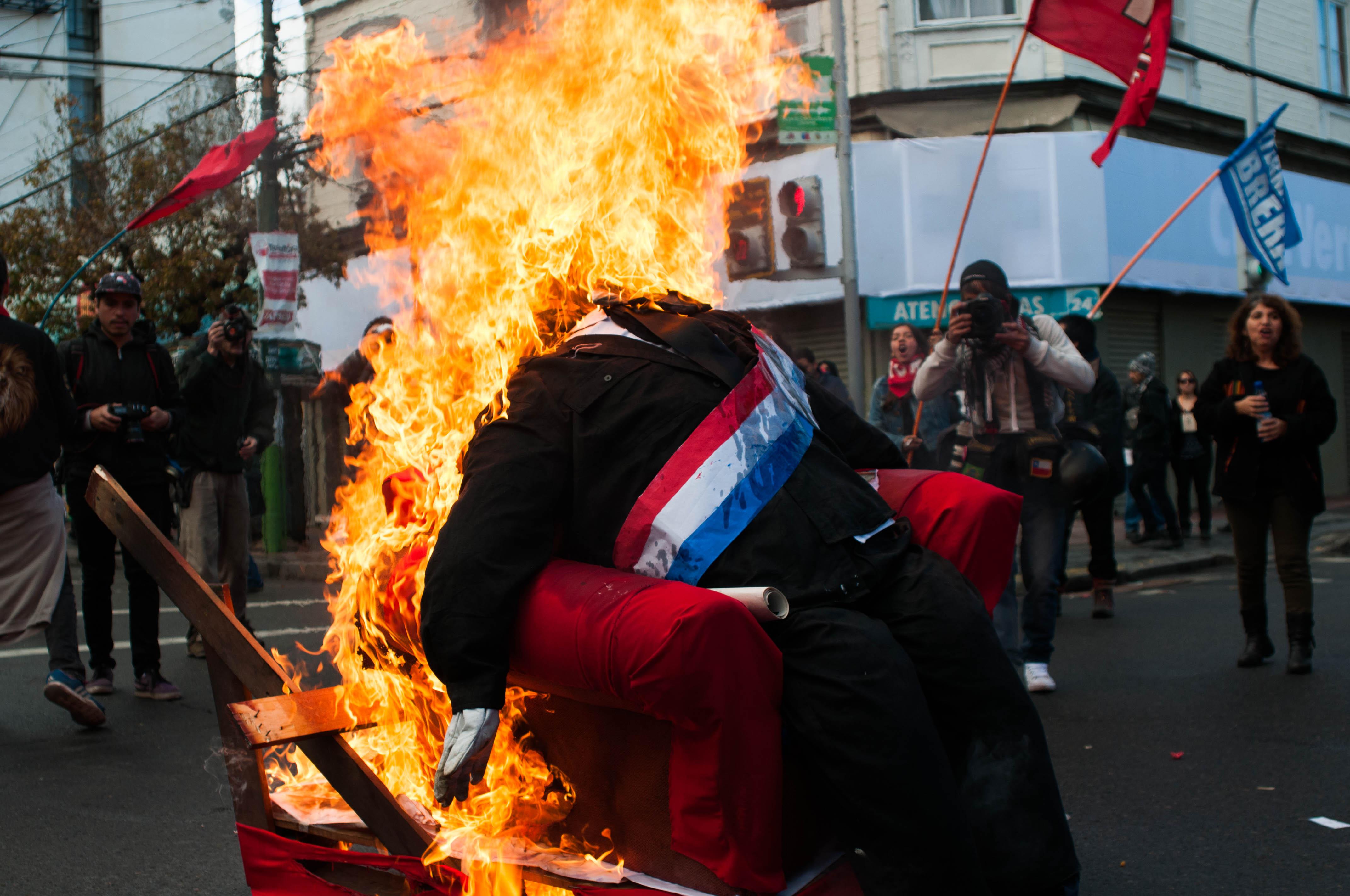 Valparaiso: 21 de Mayo 2016