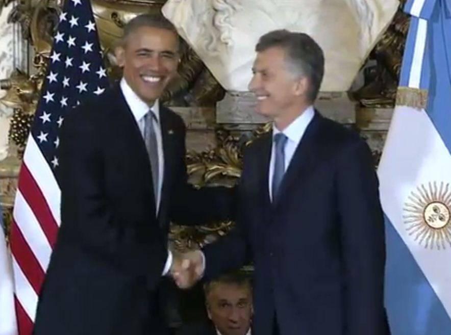 Denuncian que Macri acordó la instalación de bases militares de Estados Unidos en Argentina