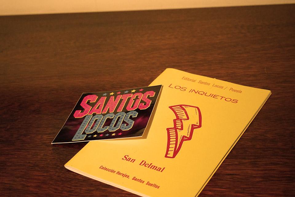 Reseña literaria – «Los inquietos» de San Delmal: La inquietud de lo contemporáneo y lo salvaje