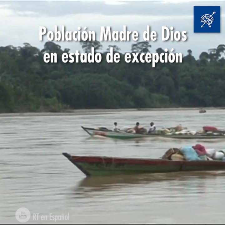 La Amazonia peruana vive una verdadera catástrofe ecológica