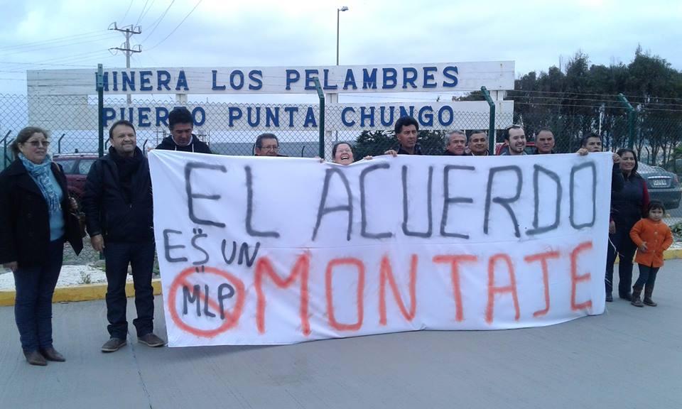Cuestionado «acuerdo» entre Minera Los Pelambres y Caimanes busca dejar sin efecto resolución de la Corte Suprema