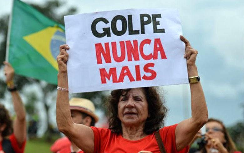Chile no puede ignorar el golpe blando que le han dado a Dilma en Brasil