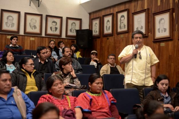 Comunidades indígenas exigen reconocimiento multicultural en la constitución