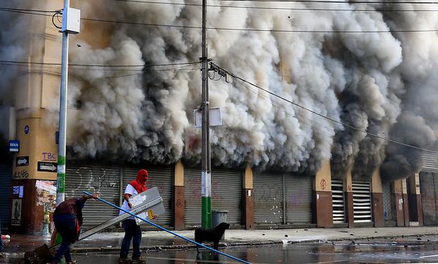 Muerte de funcionario municipal: Justicia admite querella de imputados contra altos funcionarios de Carabineros