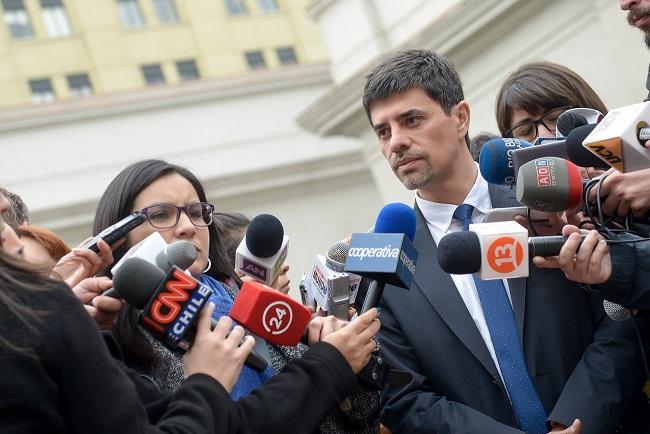 Vocero de gobierno y el caso Tohá: «No buscamos ni nos parece correcto sacar ventajas políticas pequeñas»